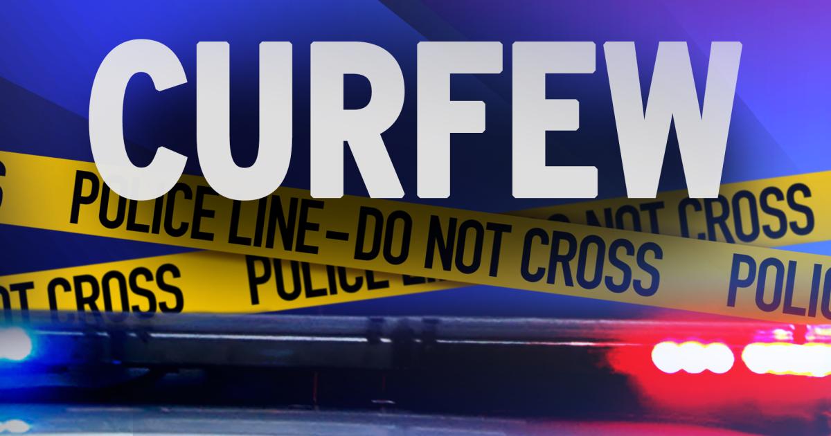Las Vegas councilman demanding curfew, holding facility for 'violent rioters'