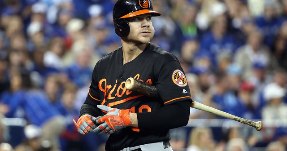 9-year-old Red Sox fan meets Chris Davis after penning letter to him