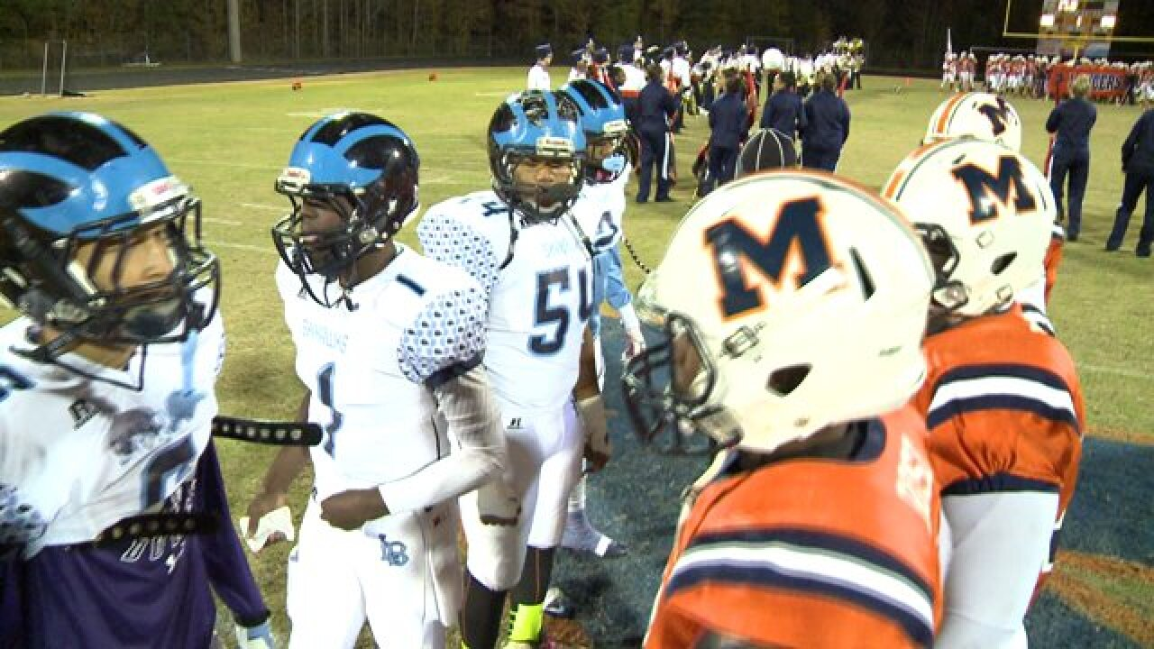 Final Score Friday game of the week preview: (1)L.C. Bird at(9)Manchester