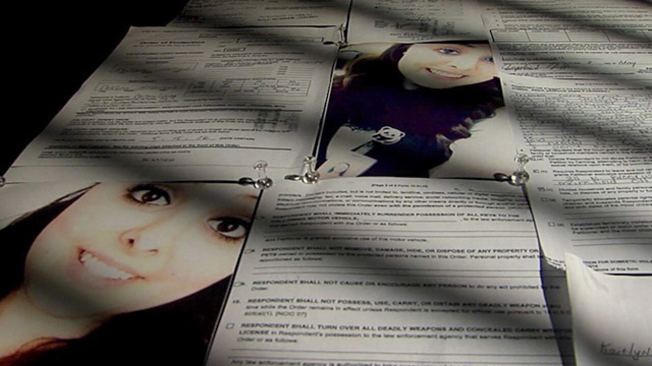 How News 5 pieced together the tragic domestic violence murder of a young mother in Mansfield