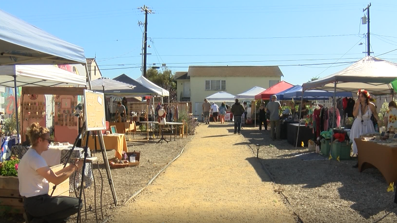 The Cypress Art Gallery in Lompoc is raising funds.