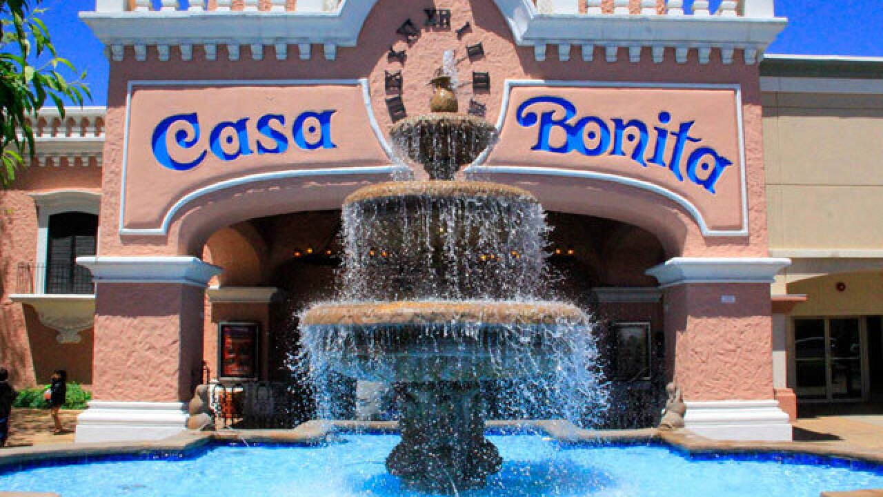 Denver Broncos to announce some draft picks at Casa Bonita