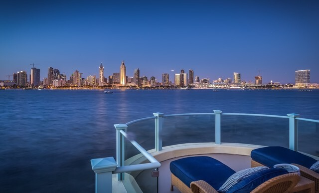13 900 000 Coronado Home Features Views Of San Diego Skyline