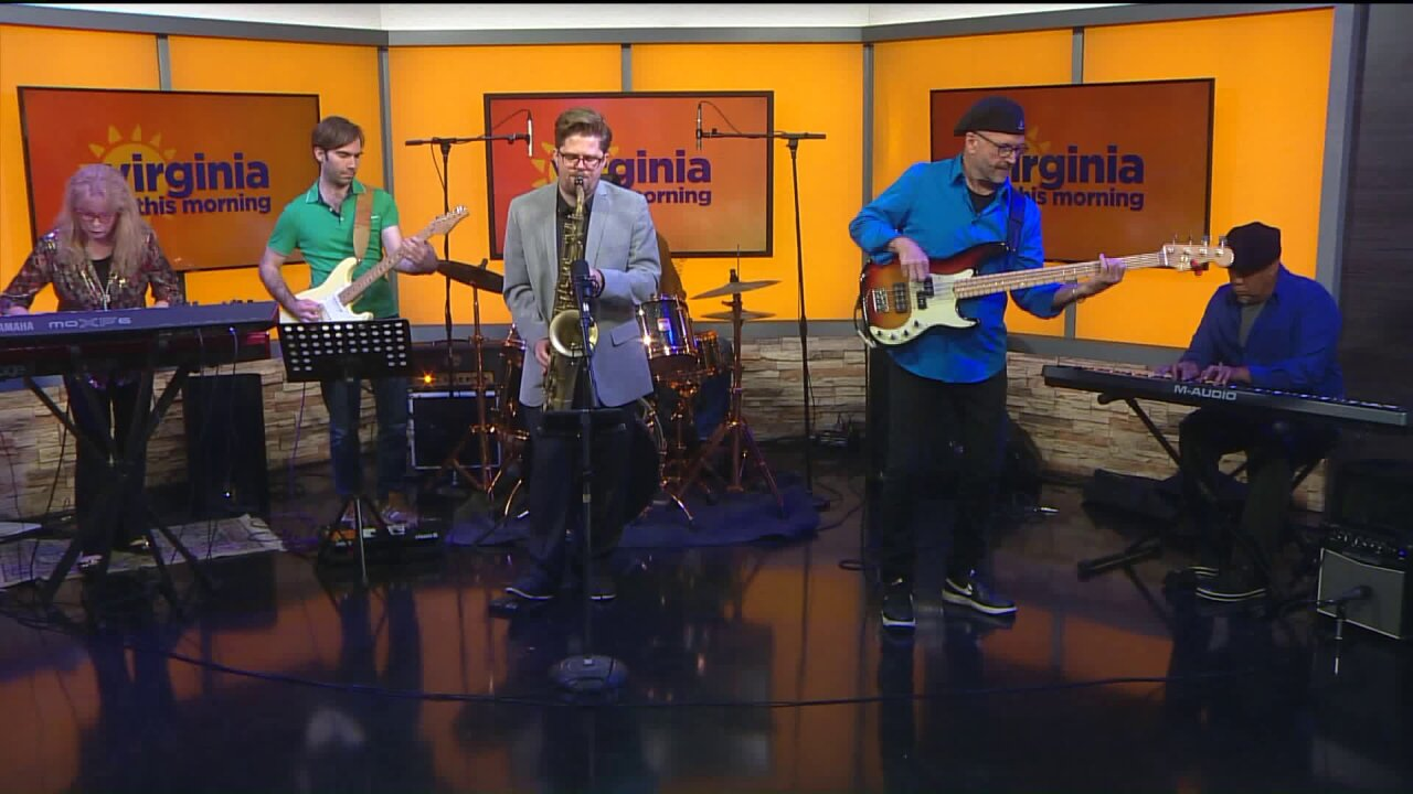 FunkyFinger plays funky covers with their own spin