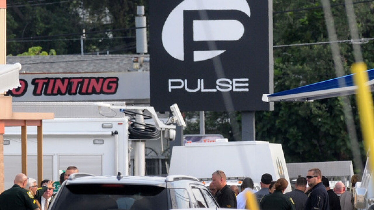 Latest: Orlando shooter was investigated in 2013
