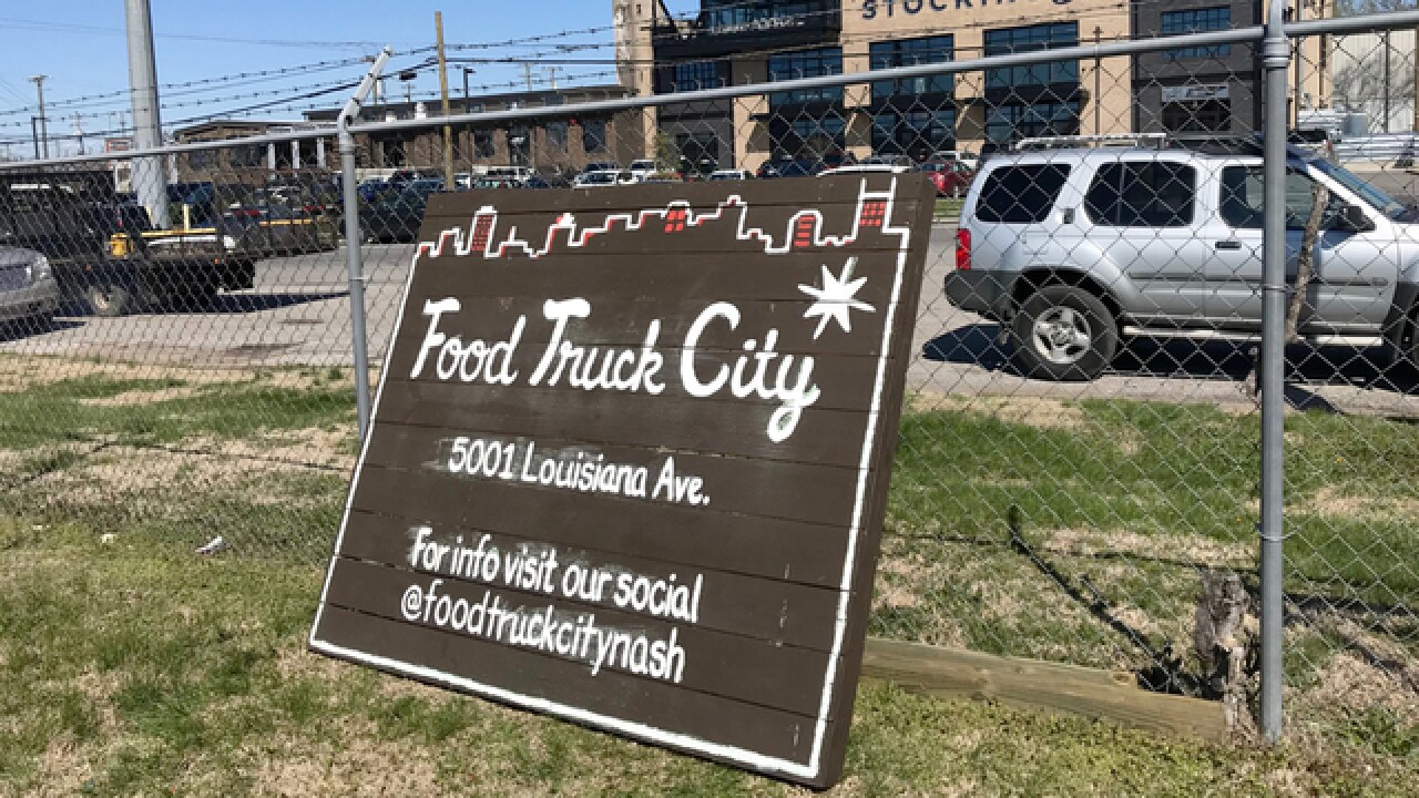 Food Truck Park To Open In The Nations