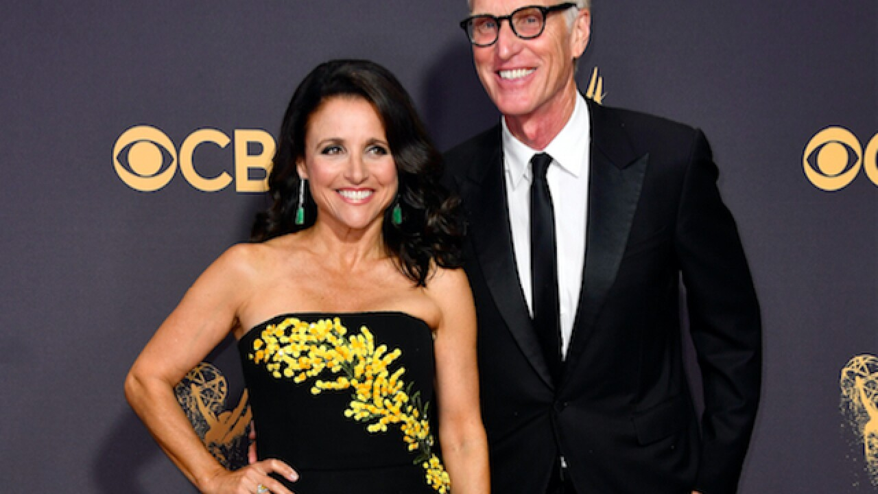 Julia Louis-Dreyfus makes Emmy history with 6th consecutive win