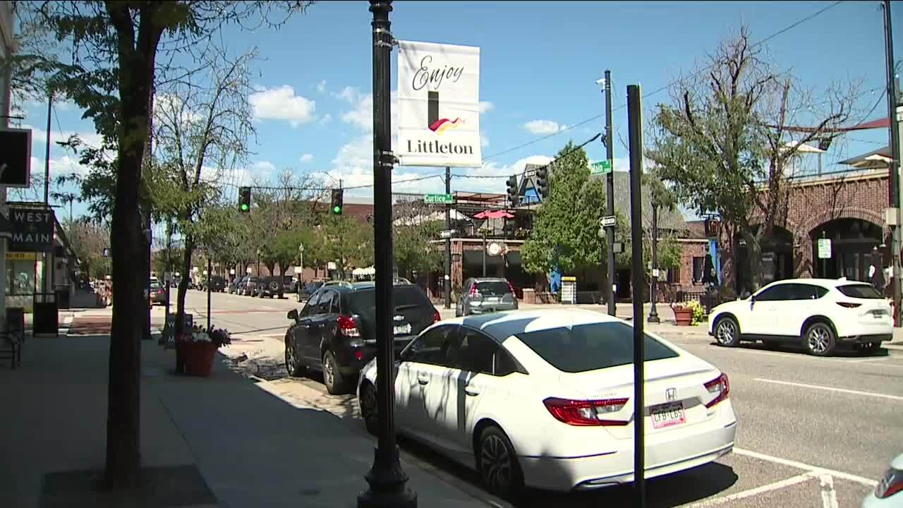 downtown littleton