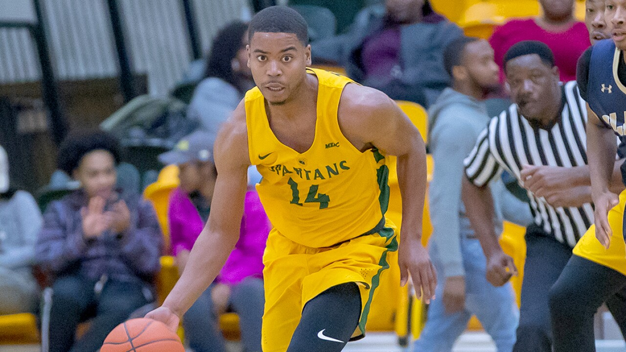 Norfolk State's men's hoops team remains atop MEAC with win at Florida A&M