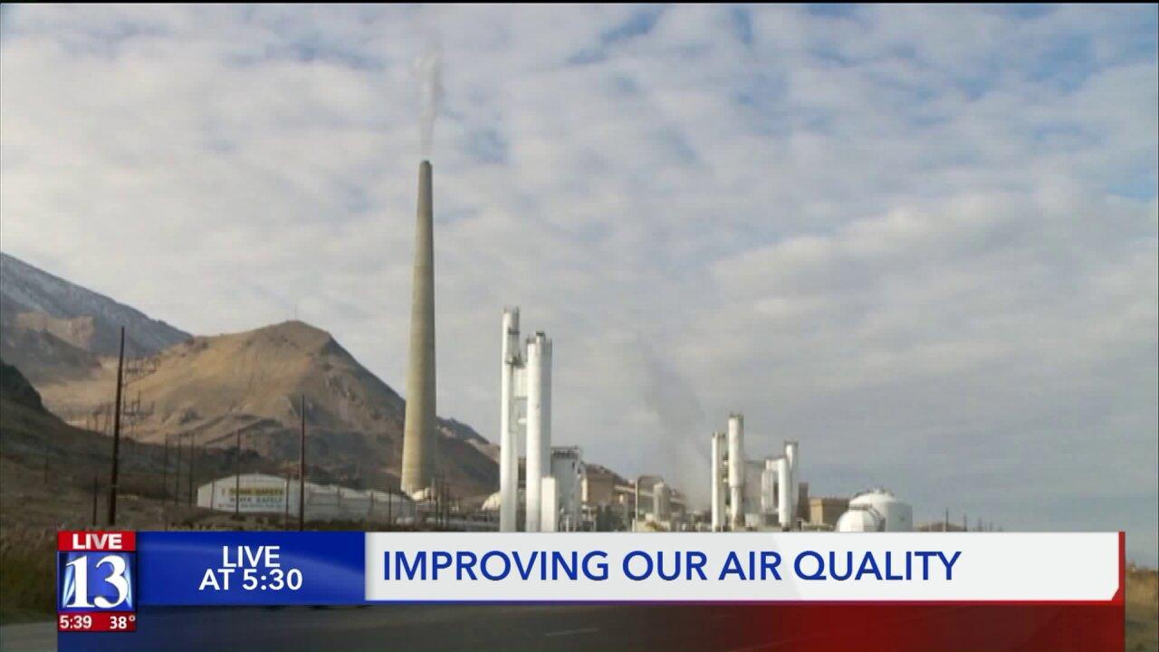 Lawmakers will focus on budget and enforcement in air quality initiatives