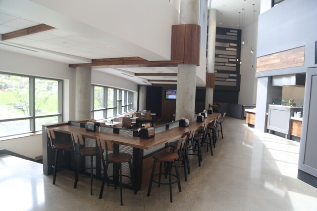 Take a first look at Marquette's new residence hall, Robert A. Wild Commons  [PHOTOS]