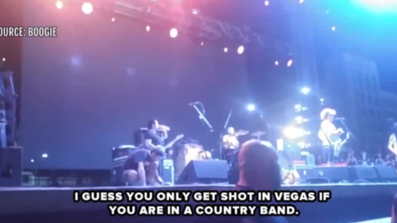 NOFX makes inappropriate joke about 1 Oct.