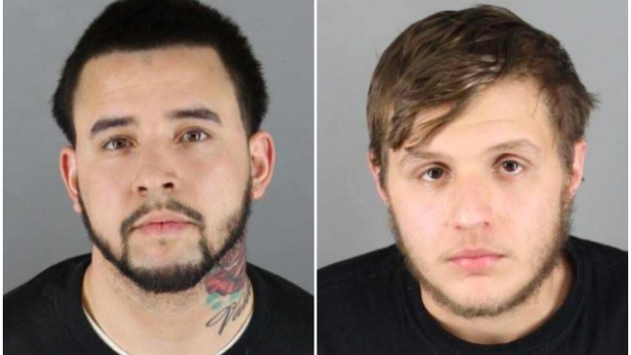 Two men charged in relation to home invasion, police chase in Royal Oak
