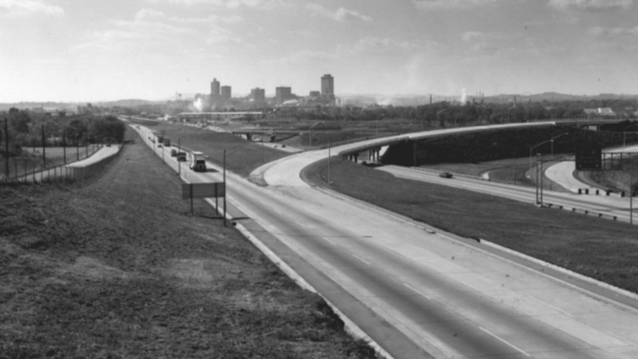 Photos Show How Nashville Traffic Has Changed