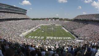 MSU football player charged with sexual assault