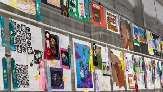 Statehood Art | Nebraska State Fair