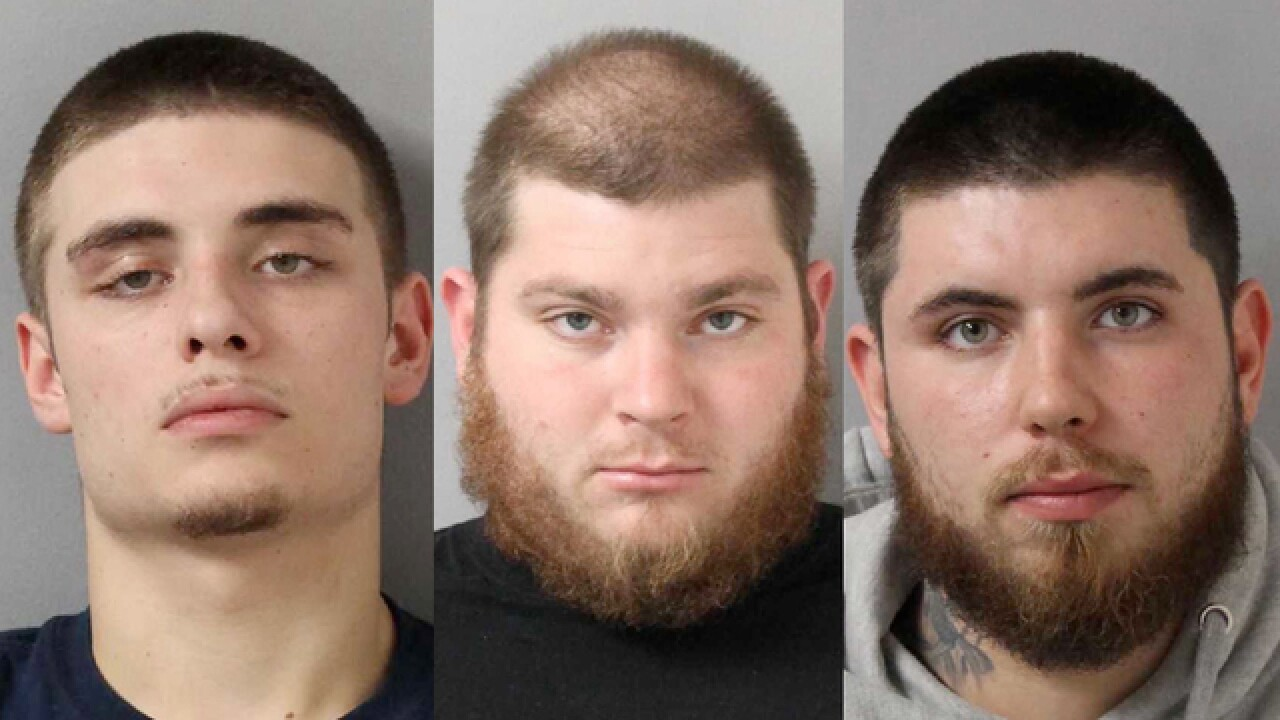 3 Charged After Motorcyclist Killed In Hit-&-Run
