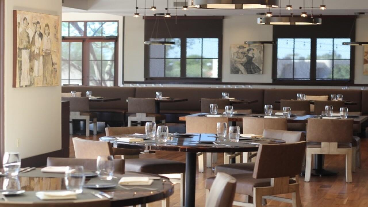 SNEAK PEEK: Camelback Inn's new restaurant, bar