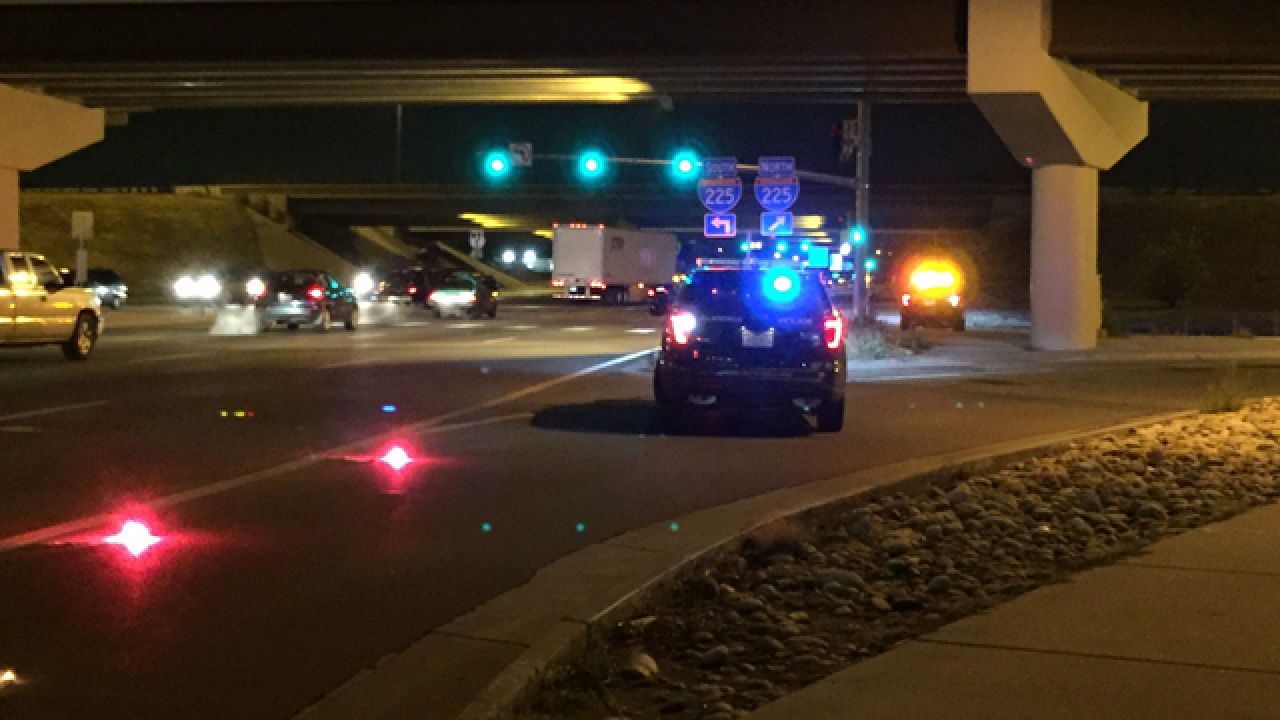 I-225 in Aurora back open after suspicious device investigation