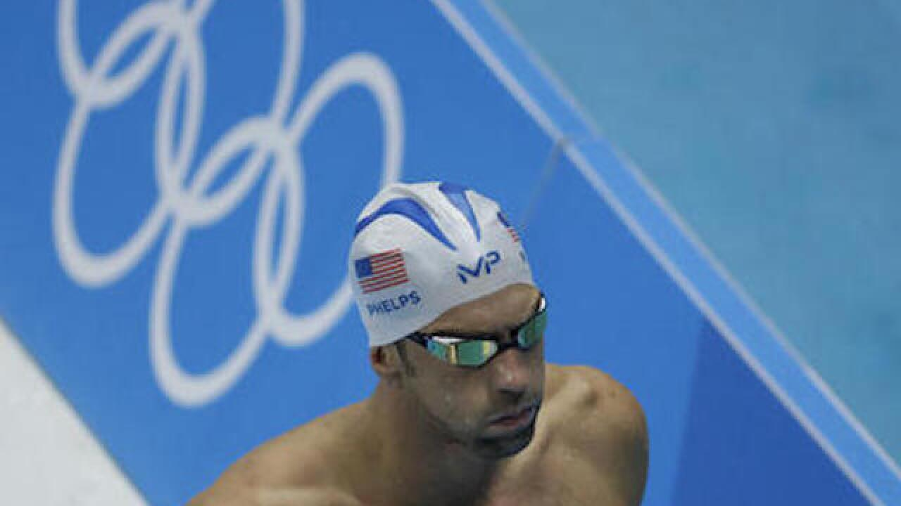Michael Phelps to carry United States flag during Olympic opening