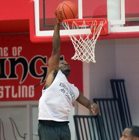 Dre Kirkpatrick Celebrity All-Star Basketball Game