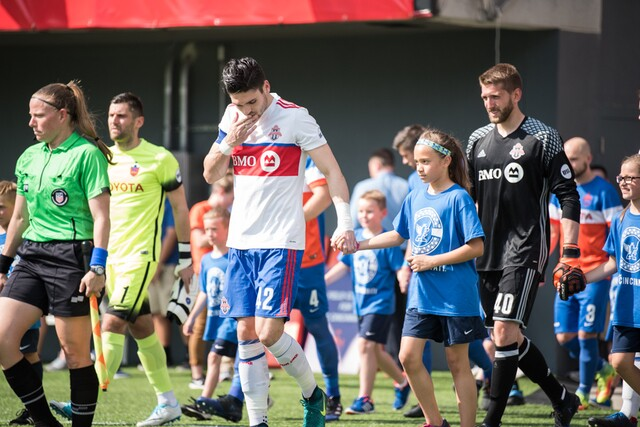 FC Cincinnati tops Toronto FC II 1-0