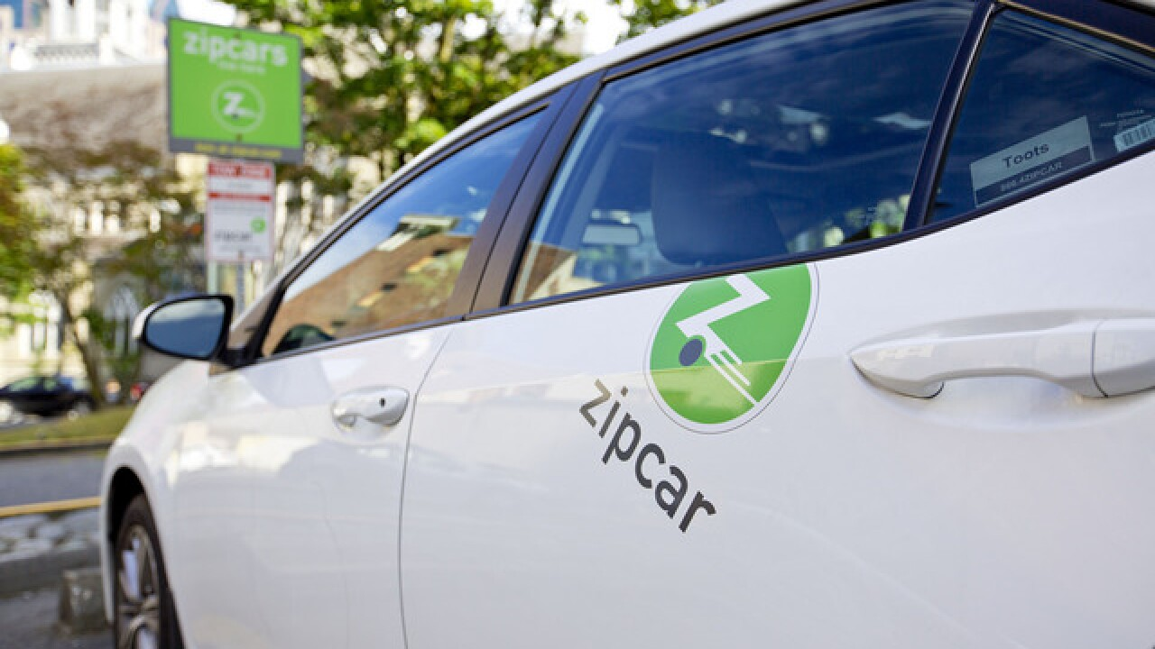 Zipcar ride-sharing program arrives in Tucson