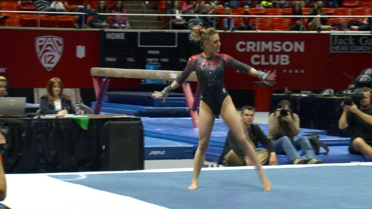 Utah gymnastics team ready to start 2017season