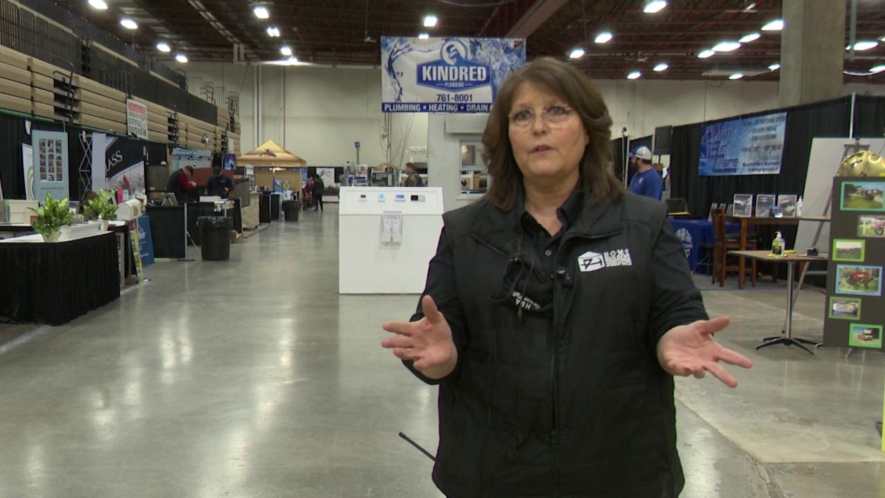 Katie Hanning, Great Falls Home Builders Association