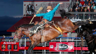 Cody Stampede results: Dawson Hay on track for next family buckle