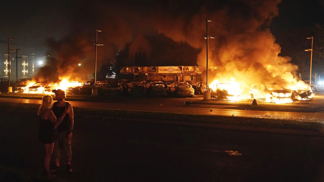 Kenosha amid unrest