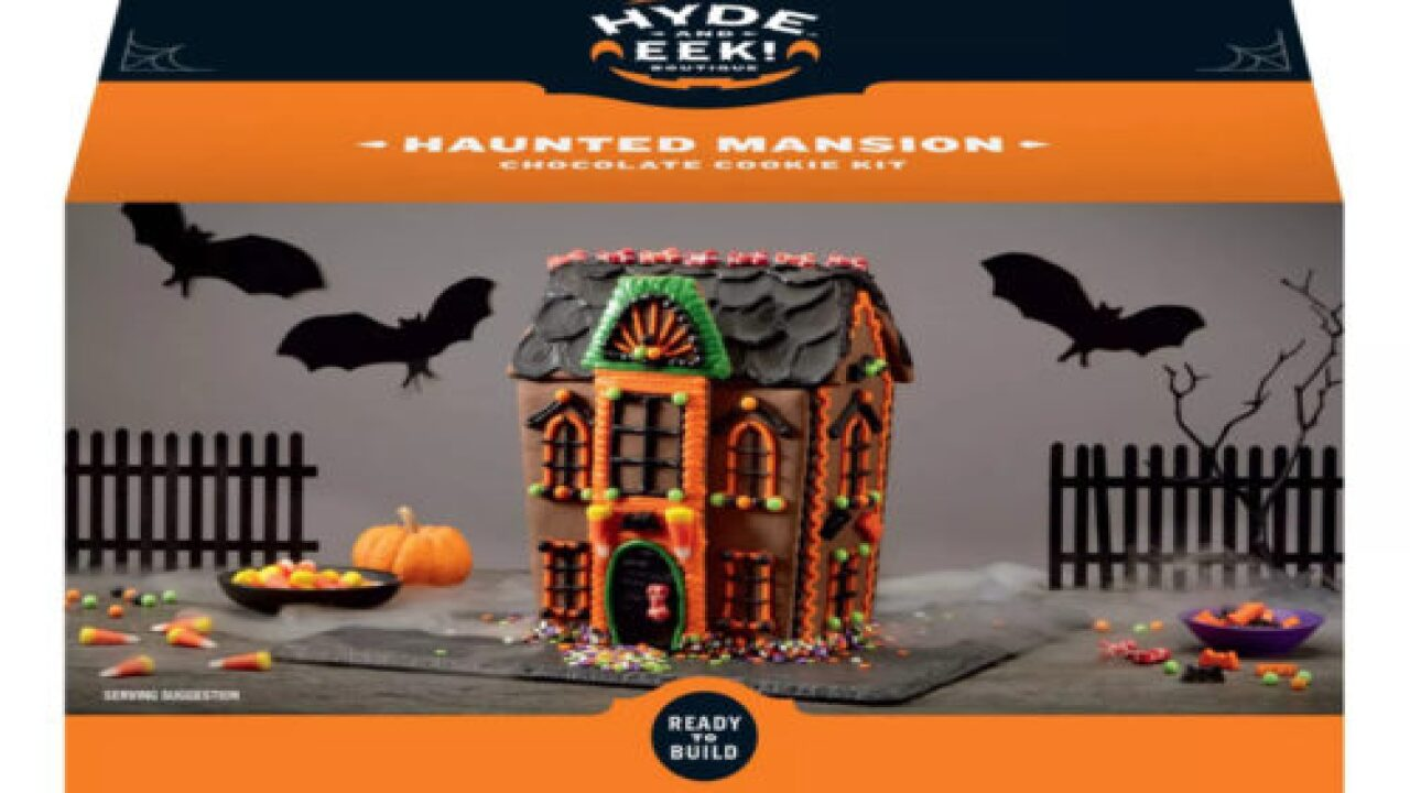 Target Is Selling Haunted House Cookie Kits For Just $10 For Halloween