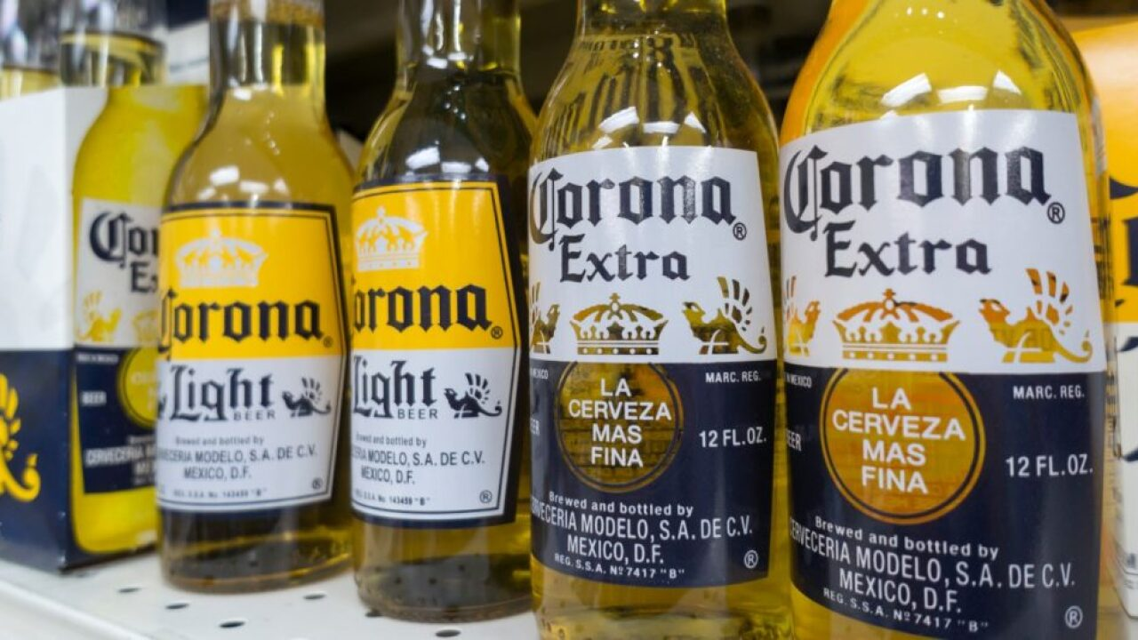 16% of US beer drinkers confused as to wether Corona beer connected to coronavirus, survey says