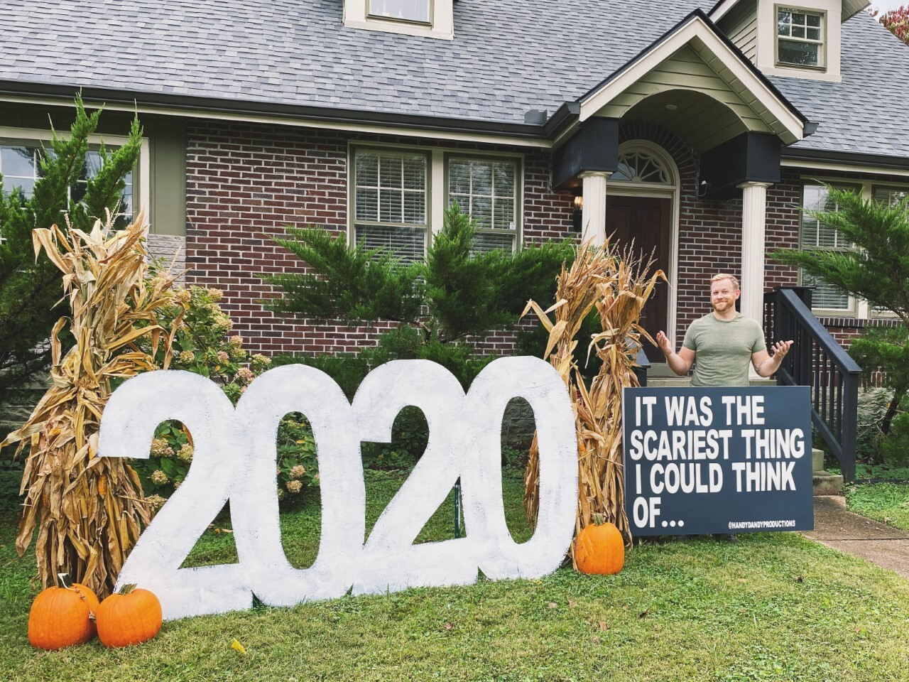 2020 Halloween decoration