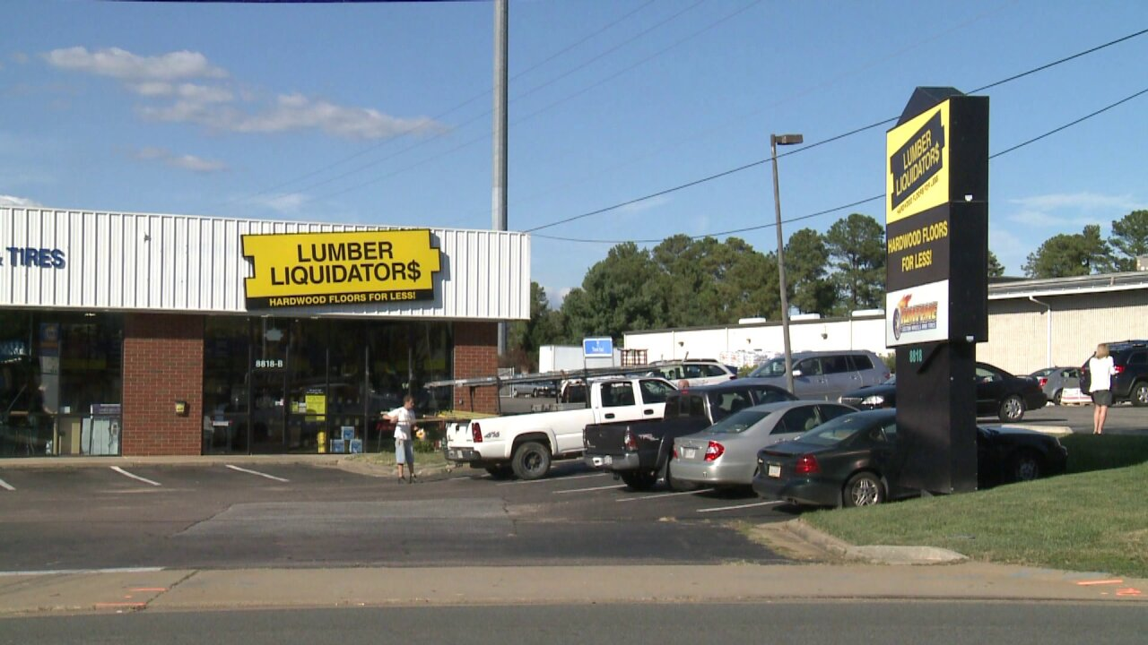 Lumber Liquidators to pay millions to settle criminal charges