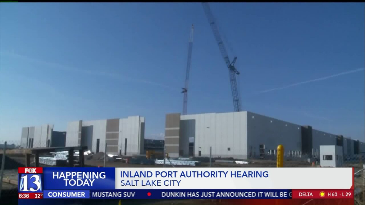 Judge to hear arguments in inland port lawsuit Monday; decorum order prohibitsdisruptions