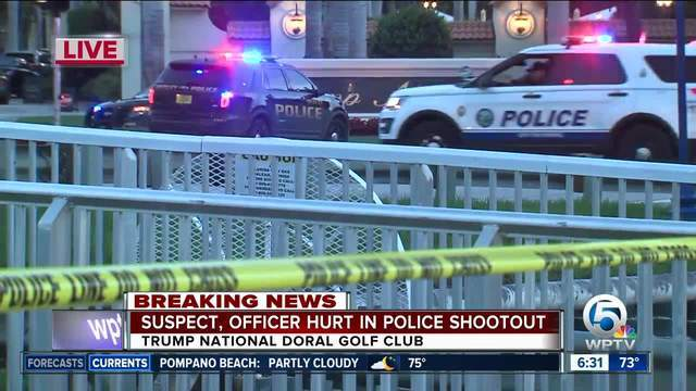 PHOTOS: Shootout at President Trump's Doral golf club
