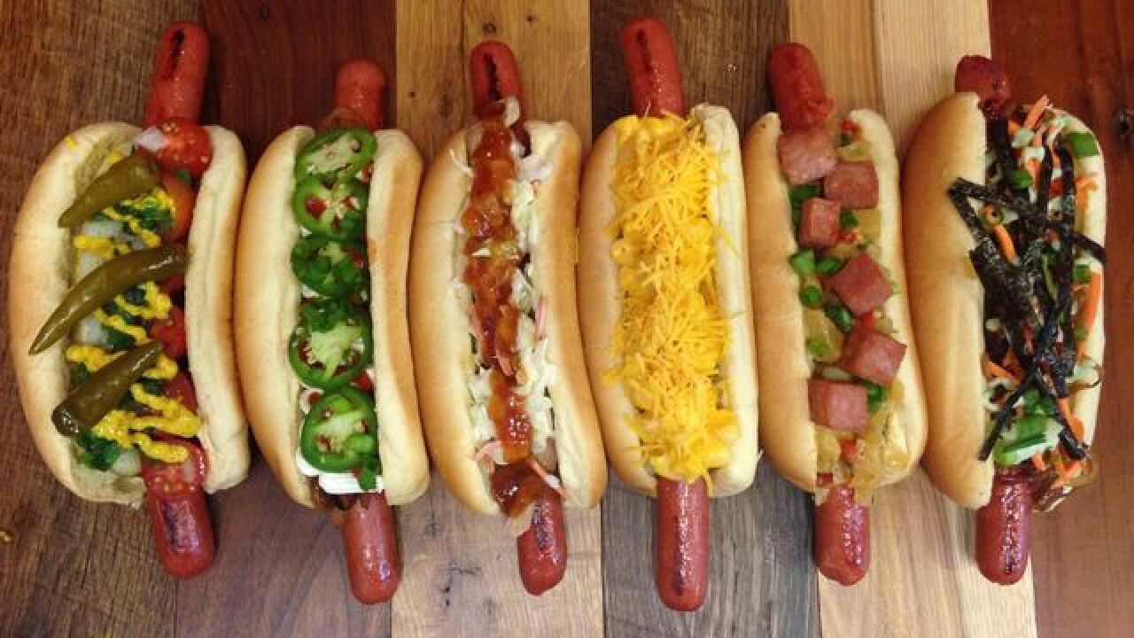 Special deals in Las Vegas for National Hot Dog Day