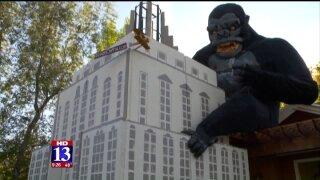 Uniquely Utah: King Kong sightings in Salt LakeCity