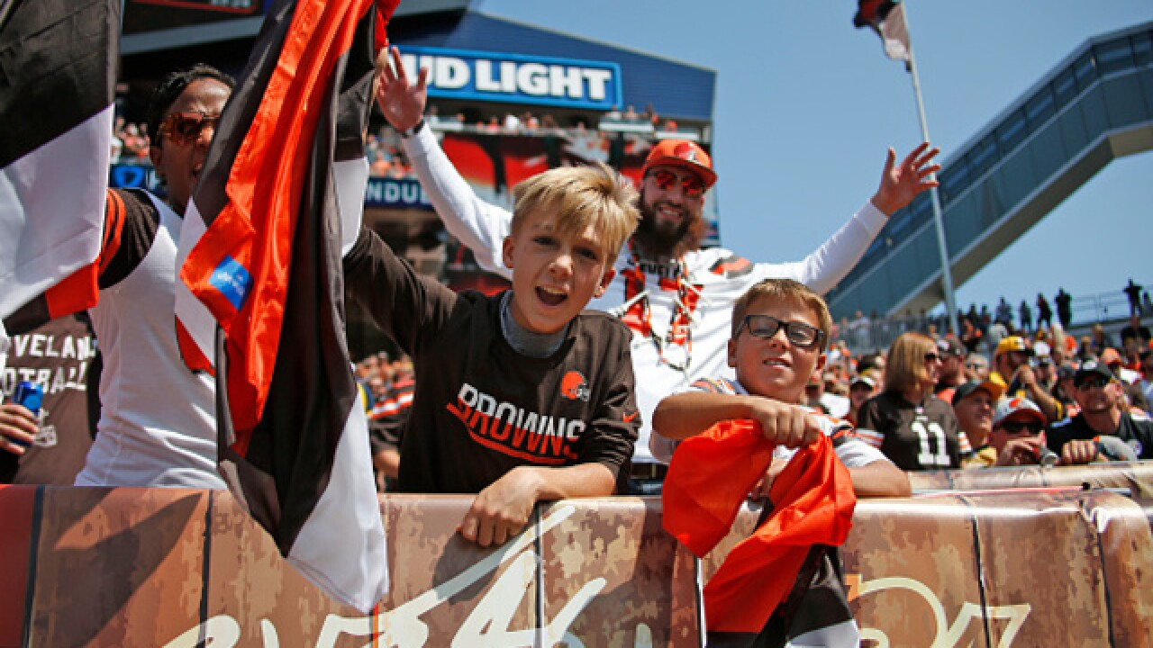 Everything you need to know about the Browns preseason home opener