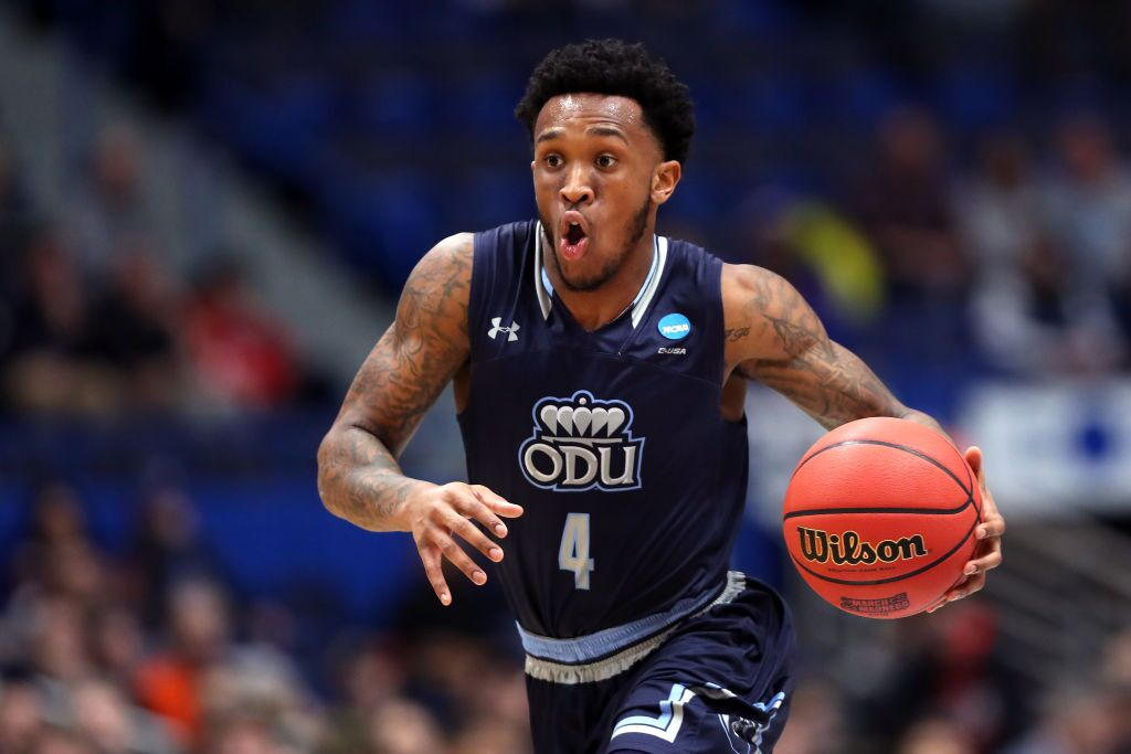 Photos: Pics gallery: Sights and sounds from ODU's NCAA Tourneygame