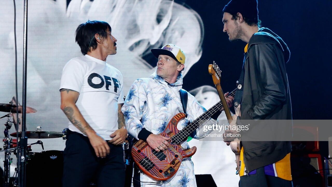 John Frusciante to rejoin Red Hot Chili Peppers