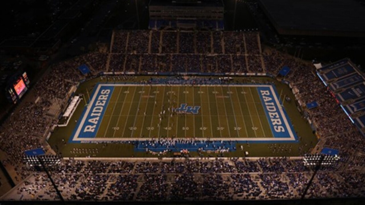 Alcohol Sales Allowed At MTSU, TSU Stadiums