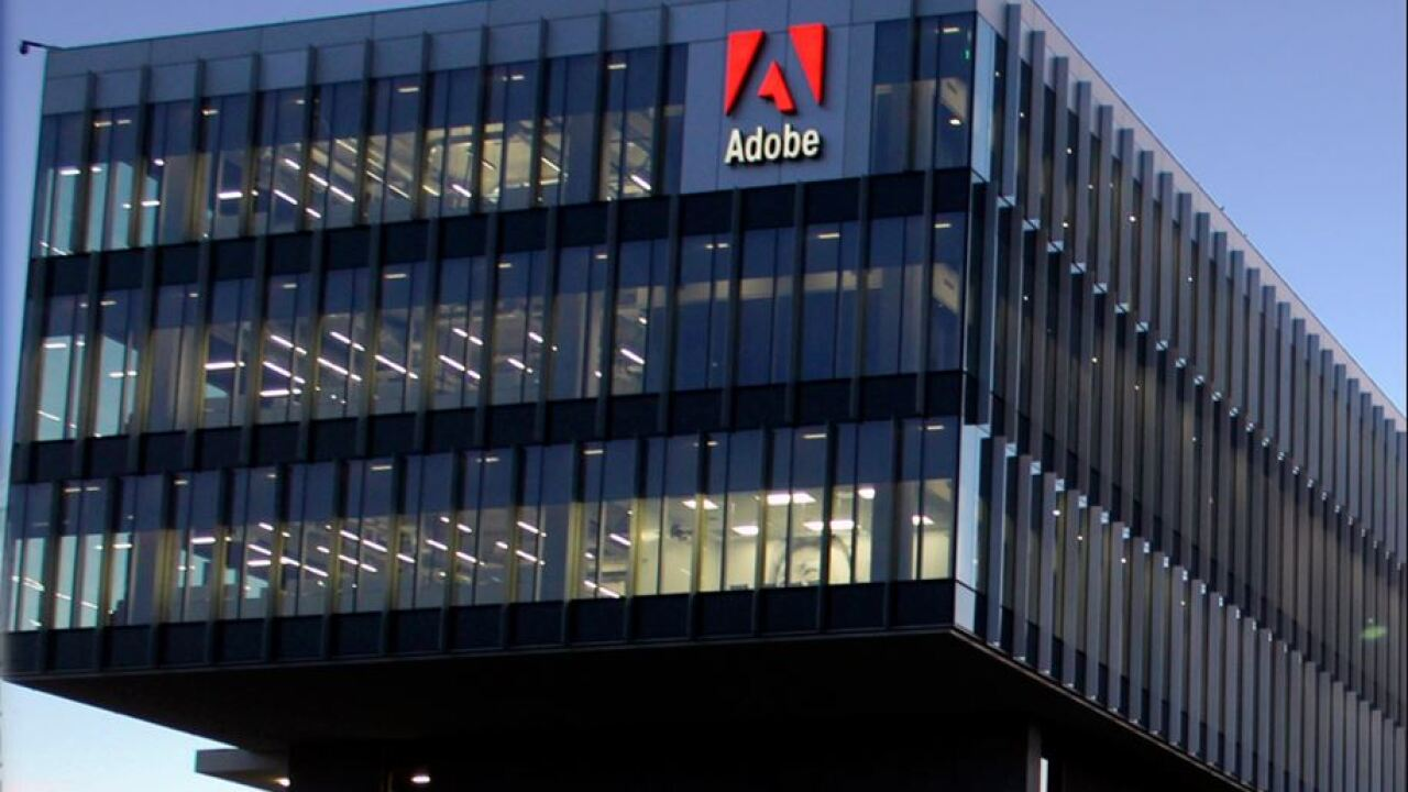 Adobe expansion expected to bring more than 1,000 jobs to Utah