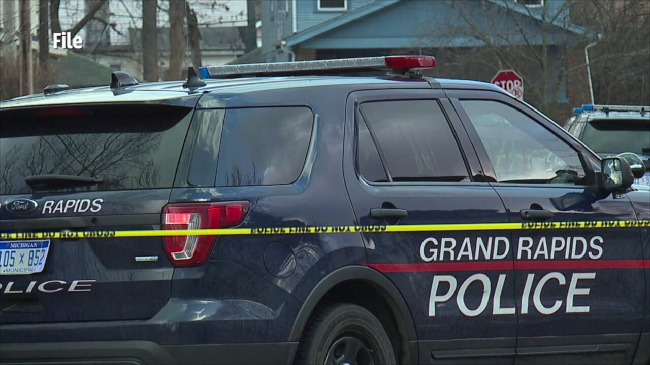 Grand Rapids Police Department File