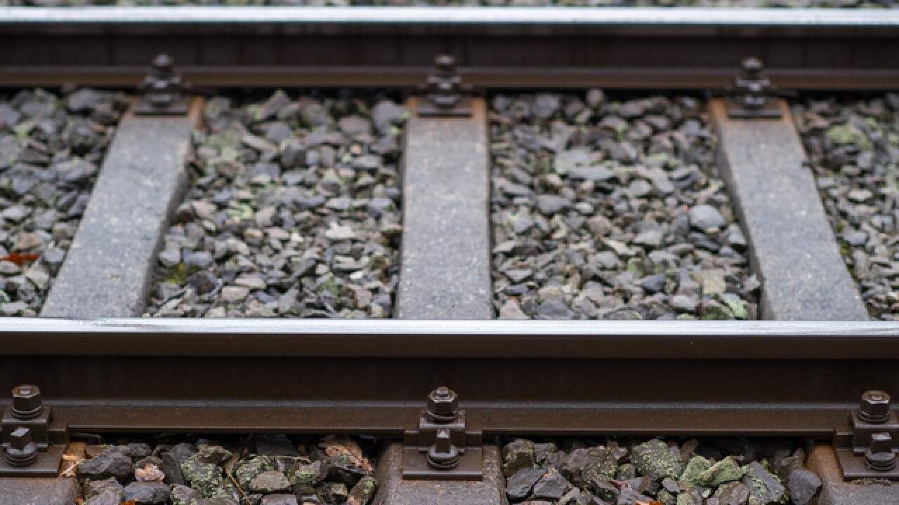 Person struck by train, killed in Randolph County