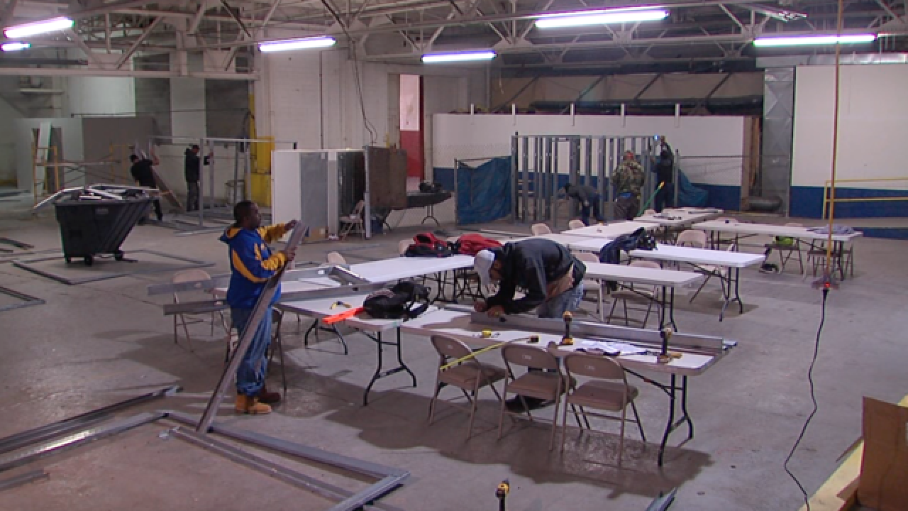 Here's how a carpentry class is changing lives