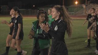 Lafayette girls soccer 2021
