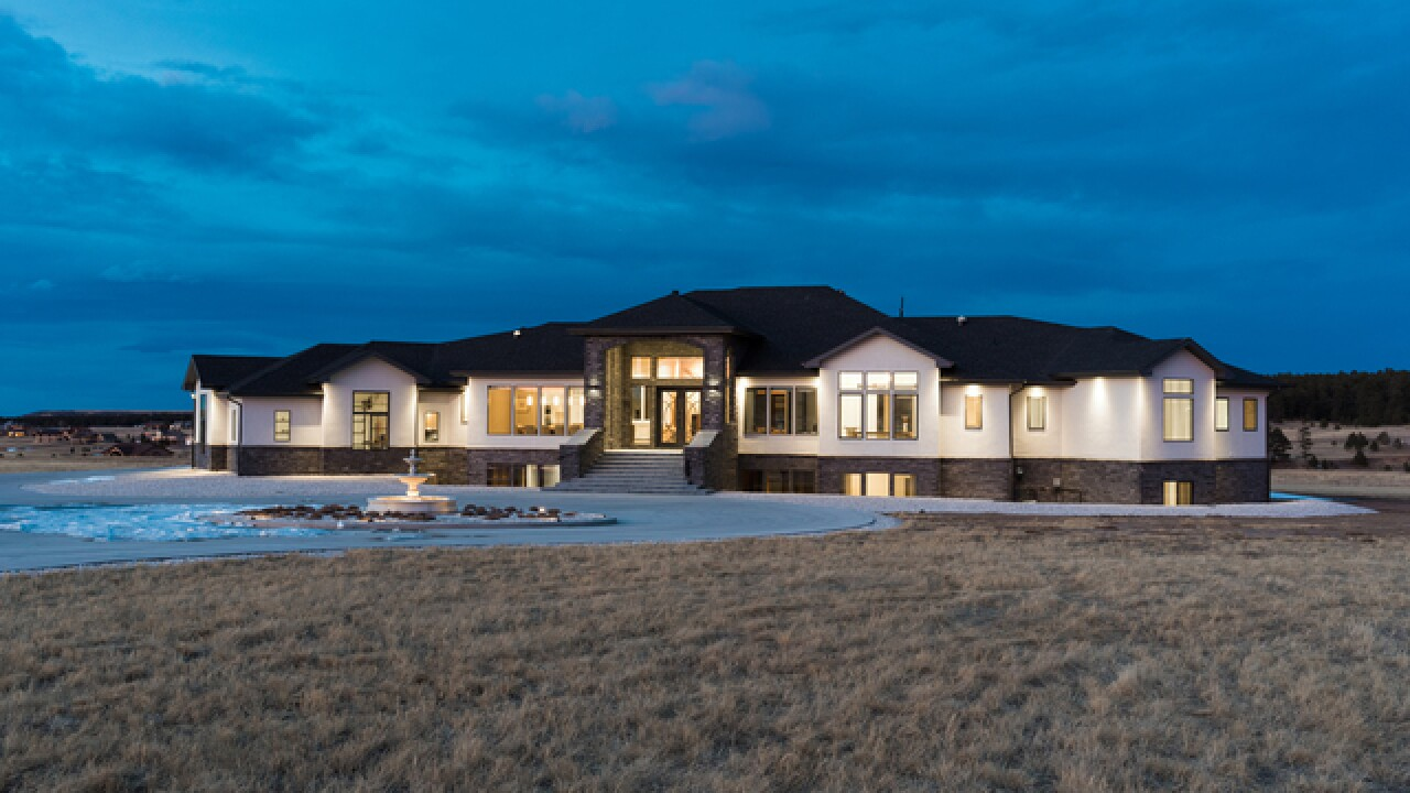 Colorado Dream Homes: Sprawling $1.85M Colorado Springs home is nearly 7,000 square feet