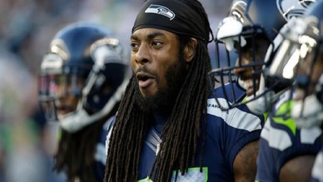 Seahawks' Richard Sherman: Message of anthem protests getting lost